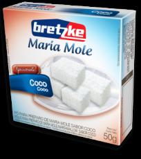 Maria Mole de COCO 50 g, Bretzke MHD 22.01.2020 Sonderangebot
