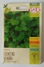Sementes de Coentro ,,Verdao ,, 1,60 g,ISLA MHD 15.02.2022