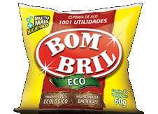 Bombril , Contem 8 Unidades, 60 g