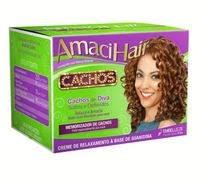 AmaciHair Kit, Cachos de Diva 341 g, Memorizador de Cachos,, Basis de Guanidina, Embelleze MHD 10.03.2021 Sonderangebot