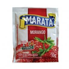Refresco em Po Morango 30 g, Marata MHD 10.01.2021