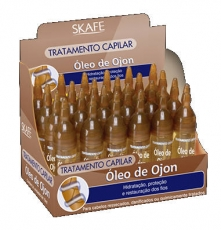 Tratamento Capilar Oleo de Ojon 10 ml , SKAFE MHD 01.02.2018