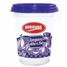Tempero Arrifana 270 g, Alho em Sal MHD 30.04.2020 ( Bild abweichend)