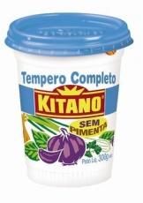 Tempero Completo sem Pimenta 300 g Kitano MHD 09.06.2020