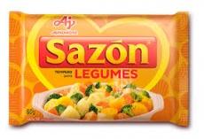 Sazon Tempero para Legumes ,Verduras 60 g Ajinomoto MHD 20.06.2018