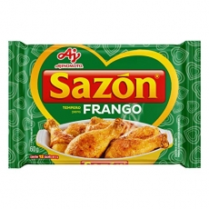 Sazon Tempero para Frango, 60 g Ajinomoto MHD 11.05.2020 Sonderangebot