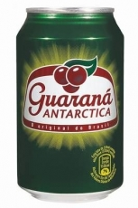 Guarana Antarctica 330 ml MHD 03.07.2021