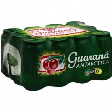 Kit 12 Dosen Guarana Antartica 0,33 l MHD 01.09.2019
