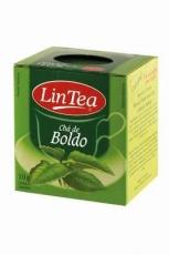 Cha de Boldo 10 g. Lin Tea , MHD 01.03.2019