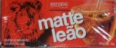 Matte Leao, Natural 40 g ( 25 Saquinhos) MHD 10.01.2022