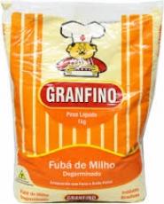 Fuba de Milho Amarelo (Degerminado) 500 g, Granfino MHD 31.03.18
