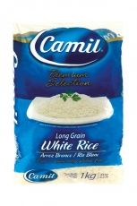 Arroz Branco, Premiumqualität Longo Fino , 1 kg , Camil MHD 10.02.2019