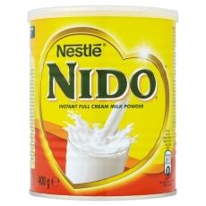 Leite em Po , Nido , 400 g, Nestle  Dose   MHD 15.12.2022