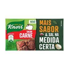 Caldo de Carne 57 g, Knorr MHD 30.04.2020