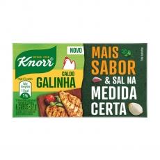 Caldo de Galinha 57 g, Knorr MHD 30.07.2020