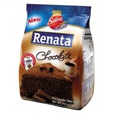Mistura para Bolo de Chocolate 400 g, Renata MHD 16.12.2017