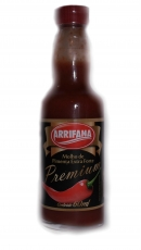 Molho de Pimenta Vermelho, Extra Forte, 60 ml, Arrifana MHD 31.01.2018 Sonderangebot !