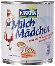 Nestle Milch Mädchen 400 g, MHD 30.09.2018