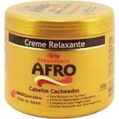 Creme Relaxante Permanente AFRO 500 g, Niely MHD 30.04.2018