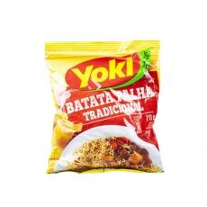 Batata Palha 80 g Yoki MHD 12.02.2019 Sonderangebot wegen kurzem MHD