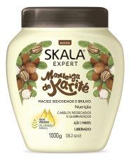 Skala Expert Manteiga de Karite 1kg, MHD 02.05.2022 NAO LIBERADO Sonderangebot