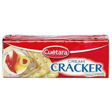 Cream Cracker Estilo Ingles 200g, Cuetara MHD 31.10.2018