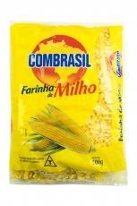 Farinha de Milho 500 g, Combrasil MHD 20.10.2018