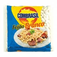 Feijao Branco 500 g, Combrasil MHD 12.02.2019 (Abbildung ähnlich)