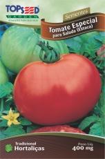 Sementes de Tomate Especial para Salada (Estaca) 0,4 g , TopSeed MHD 30.06.2018