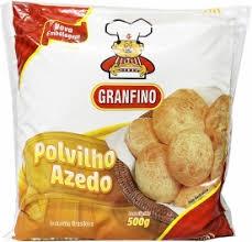 Polvilho Azedo 500 g, Granfino MHD 12.11.2018