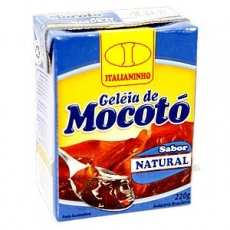 Geleia Mocoto Natural  220 g, Italianinho  MHD 30.12.2019 Sonderangebot