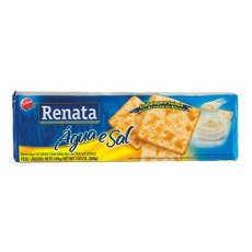 Biscoito Agua e Sal 200 g, RenataMHD 01.08.2020
