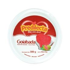 Goiabada 300 g Predilecta , POLI /Plastikdose  MHD 11.01.2021
