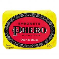 Sabonete  ,Odor de Rosas, 90 g PHEBO MHD 20.01.2022