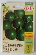 Sementes de JILO MORRO GRANDE VERDE - ESCURO 250 mg , ISLA MHD 31.10.2020 ( Abbildung ähnlich) Sonderangebot