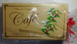 Sabonetes Perfumados ,Cafe, 3 Sabonetes de 90 g cada, BIOCARE