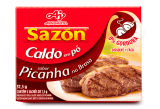Sazon Caldo de Picanha 37,5 g, 5 Saches de 7,5g , Ajinomoto MHD 22.05.2020