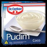 Pudim  ,Coco, 50 g , Dr.Oetker MHD 15.10.2020