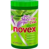 Creme Tratamento Super Babosão Aloe Vera 1 kg, Novex MHD 09.09.2022