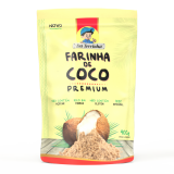 Farinha de Coco Premium ( Premium Kokosmehl), 400g da Terrinha MHD 11.08.2020