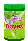 Creme Tratamento Super Babosão Aloe Vera 400 g, Novex MHD 09.02.2022 Sonderangebot