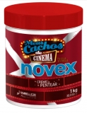 Creme de Pentaer ,Meus Cachos de Cinema 1 kg, Novex MHD 04.02.2023