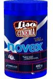 Máscara ,Liso de Cinema 400 ml, Novex  MHD 20.09.2022 Sonderangebot
