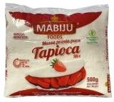 Massa Pronta de Tapioca 500 g, Mabiju MHD 22.06.2021