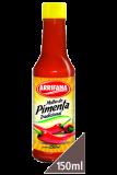 Molho de Pimenta Tradicional Vermelho 150 ml, Arrifana MHD 20.01.2020