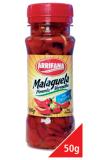 Pimenta Malagueta Vermelha 100 g / Abtropfgewicht 50 g , Arrifana MHD 30.04.2020