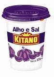 Tempero Alho e Sal 300 g Kitano MHD 26.09.2018