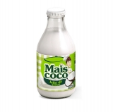 Leite de Coco 200 ml , Maiscoco MHD 30.01.2019