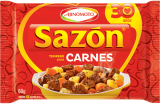 Sazon Tempero para Carnes, 60 g Ajinomoto MHD 28.06.2021 Sonderangebot