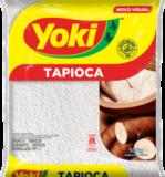 Tapioca 500 g, YOKI MHD 20.06.2019 PARA BOLO, MINGAU, (NAO PARA FRIGIDEIRA!!!!!!!!)